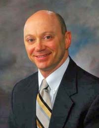 Mark Powers, Village President
