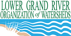 Lower Grand River Organization of Watersheds Logo